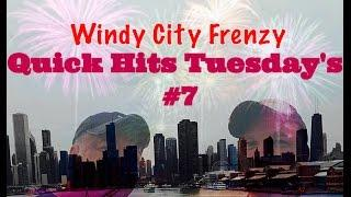 Twin Fire slot machine, Max Bet Bonuses and line hits!! By Bally, Windy City Frenzy