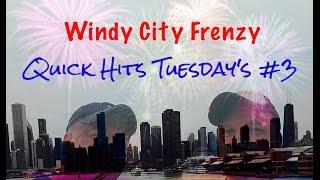 Live Play! Quick Hits Diamond with bonus!! WCFrenzy's Quick Hits Tuesday's- Slot Machine Bonus