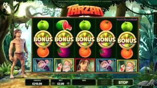 Tarzan • Online Slot Special