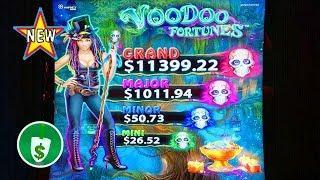 •️ New - Voodoo Fortunes slot machine, bonus