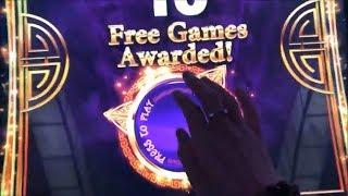 •Let's 15 minute Free Play Live with Me•$275 Free Play at San Manuel Casino (5 slot games)•栗スロット/カジノ