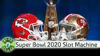 Super Bowl 2020 Tail Gate Party Slot machine Bonus