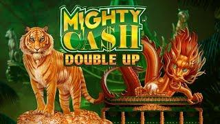 BIG WIN on NEW MIGHTY CASH DOUBLE UP SLOT MACHINE POKIE BONUSES + MORE - PECHANGA CASINO