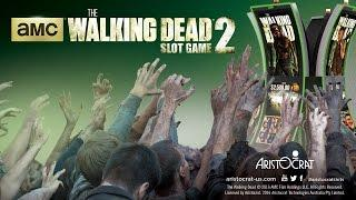 The Walking Dead II• Slot Game Now at San Manuel