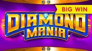 Diamond Mania Slot - RARE BONUS, I DID IT!