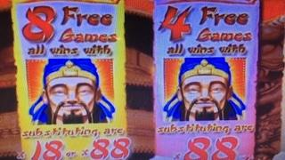 Jackpot Live•Lucky88 2c Slot Machine Bet $6, Big Win Dragon's Law Twin Fever MaxBet Barona Casino