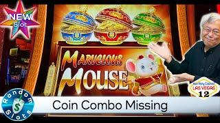 ⋆ Slots ⋆️ New - Coin Combo Marvelous Mouse Slot Machine