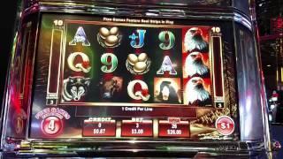 pt 2 Ainsworth Eagle Bucks Hight Limit Ainsworth Dedicate Vegas Hyeroller