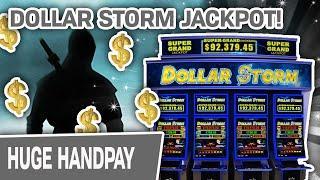 ⋆ Slots ⋆ Dollar Storm HANDPAY JACKPOT ⋆ Slots ⋆ High-Limit Ninja Moon Slots PAYS ME NICELY
