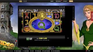 Magic Mirror Deluxe Online Slot Bonus GREAT WIN!