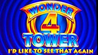 ++NEW Wonder 4 Tower slot machine, #G2E2015, Aristocrat