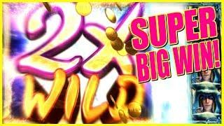 • SUPER BIG WIN! • The 2x WILD Symbol DOES PAY! | Slot Traveling