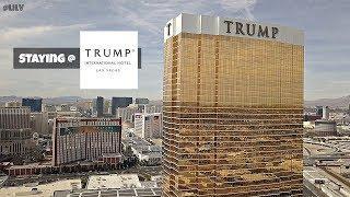 Staying the NIGHT @ Trump International Las Vegas