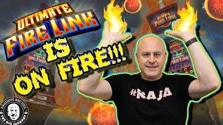 • ULTIMATE WINS on ULTIMATE Fire Link • Raja on Fire!