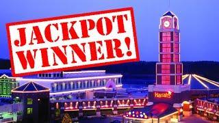 ★ Slots ★ Slot Machine Winning At Harrahs Casino In Kansas City ★ Slots ★ Includes JACKPOT HAND PAY!