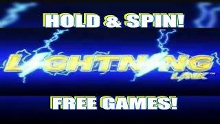 **LIGHTNING LINK** HOLD & SPIN | FREE GAMES This game is sponsored by Big Fish Games