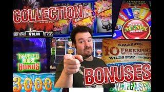 A Collection of Slot Machine Bonus Rounds and Huge Wins Vol. 20