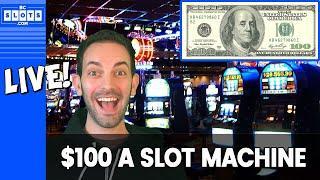 • LIVE • a Slot Machine  @ San Manuel Casino • BCSlots