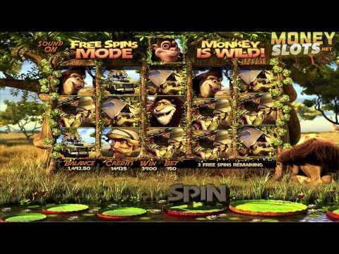 Safari Sam Video Slots Review | MoneySlots.net