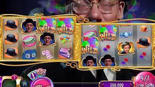 WILLY WONKA: SLUGWORTH  Video Slot Casino Game with a FREE SPIN BONUS