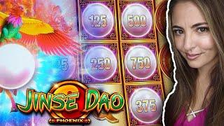 AWESOME Line HIT on Jinse Dao Slot FEAT. 2 Grand Jackpots on WGL