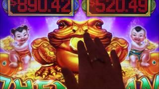 •HIGH LIMIT Slot on $375 Free Play •KURI'S CHALLENGE !•ZHEN CHAN Slot (Bally)•彡San Manuel Casino 栗スロ