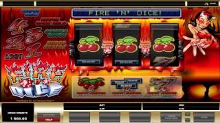 Quick Fire Flaming Jackpots Slot - Play Penny Slots Online