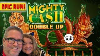 ⋆ Slots ⋆ PREMIERE: EPIC RUN ON MIGHTY CASH DOUBLE UP!