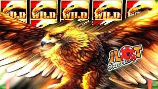 •  I LovE an EAgle! Max Bet Slot Bonus WINS on Eagle Mountain Slot | Slot Travler