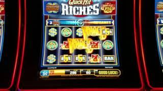 Quick Hits Slot Machine MAX BET 100$ Quick Lose