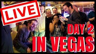 • LIVE Casino Playing in VEGAS • Can we beat yesterdays? • Slot Machines with Brian Christopher • mi