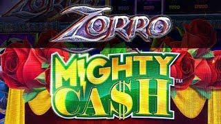 Lightning Link Tiki Fire • 40 FREE GAMES Zorro Mighty Cash • The Slot Cats •
