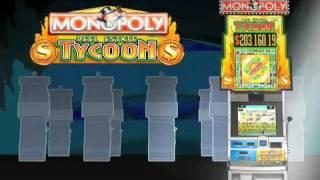 MONOPOLY™ REEL ESTATE TYCOON™ Slot Machines By WMS Gaming