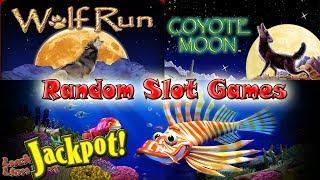 • RANDOM GAMES • BIG WINS & JACKPOT HIGH LIMIT SLOT