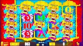 Dragon of the Eastern Ocean Good Fortune slot machine, Double, Bonus or Bust 2