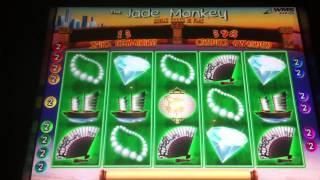 JADE MONKEY SLOT MACHINE 56 FREE SPINS