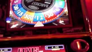 Elvis Top 20 3 Disc Feature - £500 Jackpot B3 fruit machine