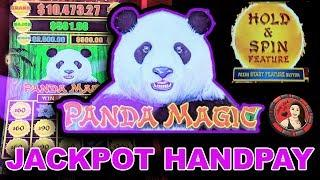 Wild HANDPAY JACKPOT on Dragon Link Autumn Moon Slot Machine in Las Vegas