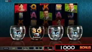 MAD MEN™ Slot Machines By WMS Gaming