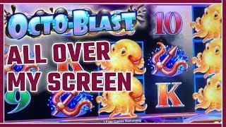 • Octo BLASTS all over • my Screen! • Slot Machine Pokies w Brian Christopher