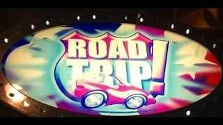 ROAD TRIP SLOT MACHINE BONUS-LIVE PLAY