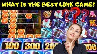What do you think is the BEST LINK Game• | lock it link | Big Buck$ | Ultimate Fire Link!