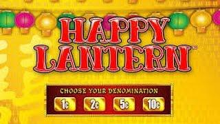 BIG WIN - Lightning Link Happy Lantern Slot Machine Bonus Hold & Spin (7 clips)