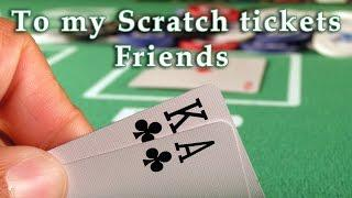 To my friends - scratchers :) - Slot Machine Bonus