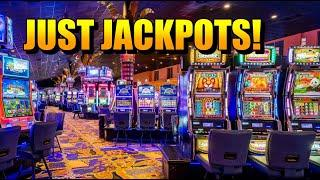 JACKPOT HANDPAYS ONLY: All Aboard, Ultra Mega Hot Link, Buffalo Gold Revolution and more!