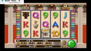 iHABA Zeus Slot Game •ibet6888.com