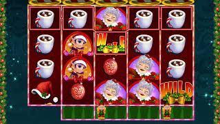 SANTA'S LIST Video Slot Casino Game with a SANTA'S LIST FREE SPIN BONUS