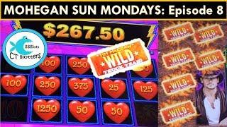 MOHEGAN SUN MONDAYS! Lightning Link Slot Machine BIG WIN! Truck Yeah!