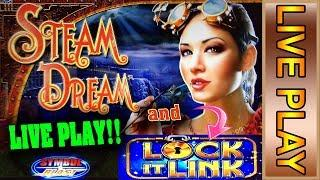LOST FOOTAGE FROM THE CASINO! Steam Dream and Lock It Link - LAST DAY IN VEGAS