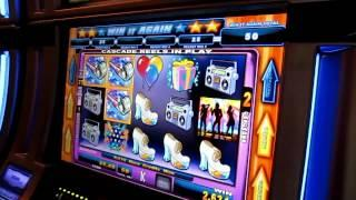 Reel Decision Point 9 - Win It Again!  Jackpot Party Big Win!